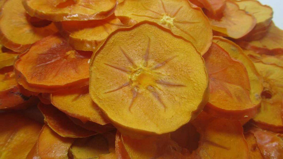 میوه خشک خرمالو