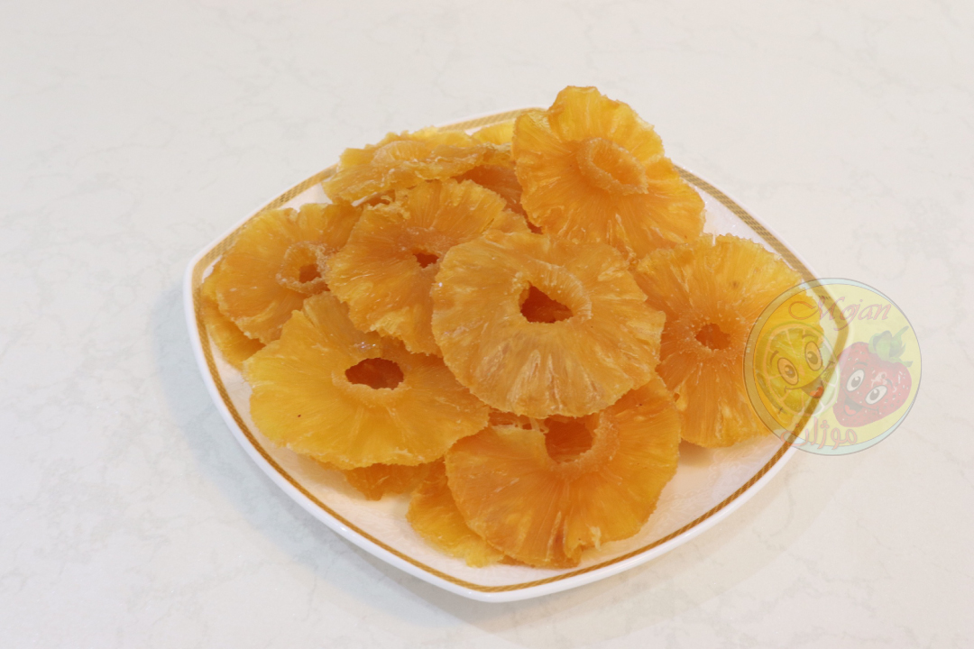 آناناس خشک