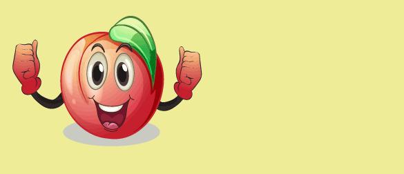 سیب خشک موژان