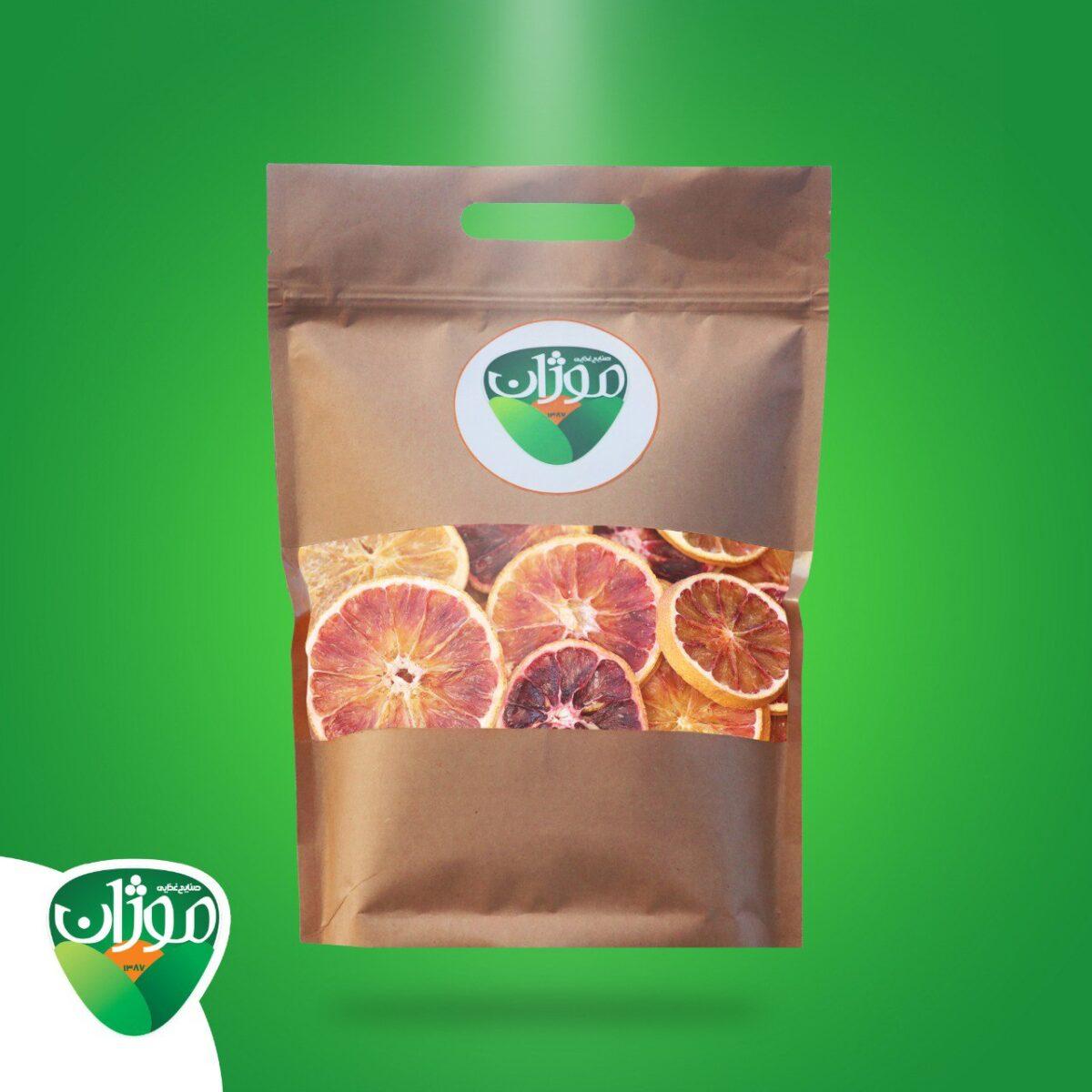 فروش عمده میوه خشک پرتقال توسرخ