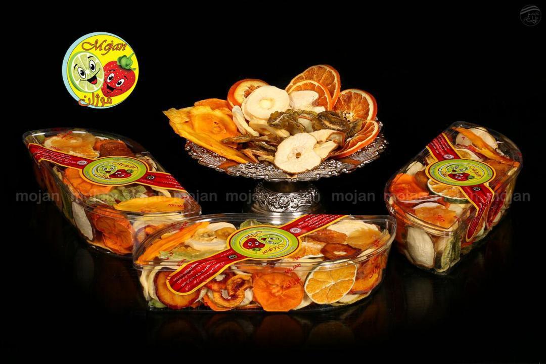 Dried fruit mixed mojan