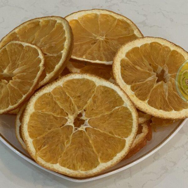 میوه خشک پرتقال تامسون