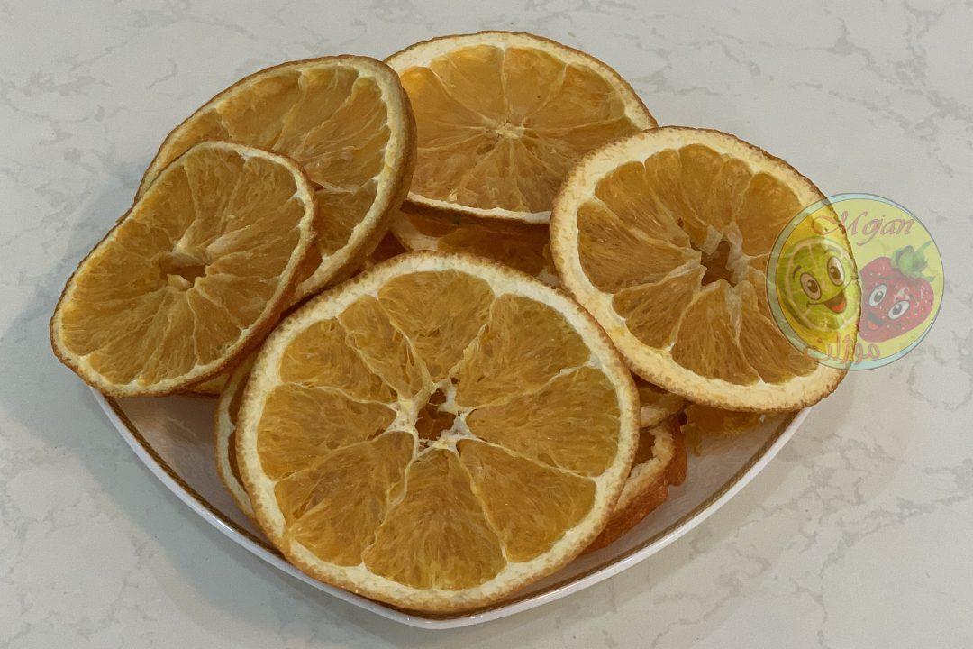 خرید میوه خشک پرتقال تامسون