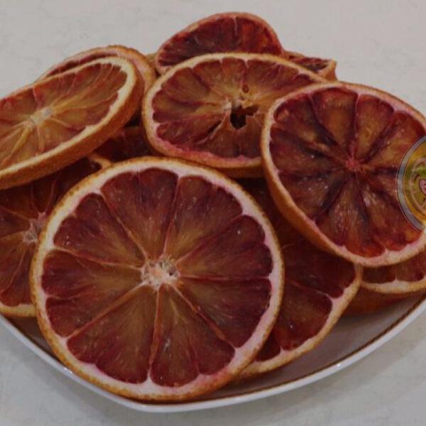 میوه خشک پرتقال خونی