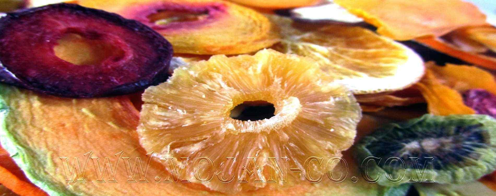 میوه خشک مخلوط موژان