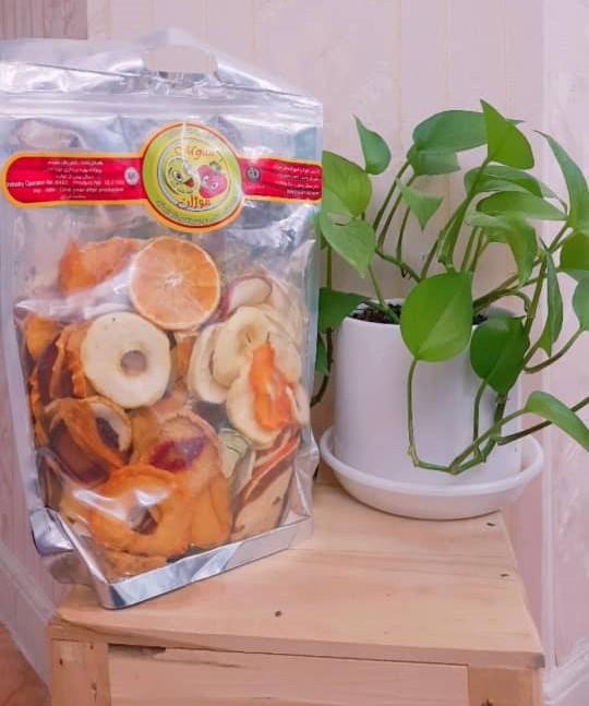 مخلوط میوه خشک زیپ کیپ